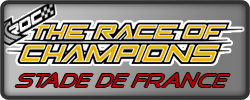 The Race of Champions - Stade de France